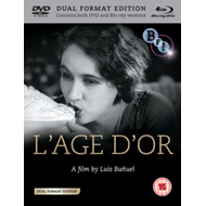 Produktbilde for L'Age D'or (UK-import) (Blu-ray + DVD)