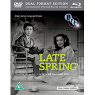 Produktbilde for Late Spring (UK-import) (Blu-ray + DVD)