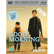 Produktbilde for Good Morning / I Was Born But... (UK-import) (Blu-ray + DVD)