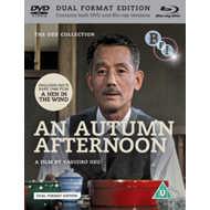 Produktbilde for An Autumn Afternoon (UK-import) (Blu-ray + DVD)