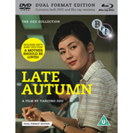Produktbilde for Late Autumn (UK-import) (Blu-ray + DVD)