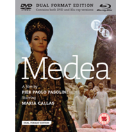 Produktbilde for Medea (UK-import) (Blu-ray + DVD)