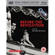 Produktbilde for Before The Revolution (UK-import) (Blu-ray + DVD)