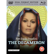 Produktbilde for The Decameron (UK-import) (Blu-ray + DVD)