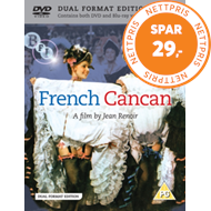 Produktbilde for French Cancan (UK-import) (Blu-ray + DVD)