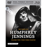Produktbilde for The Complete Humphrey Jennings Volume 2 (UK-import) (Blu-ray + DVD)