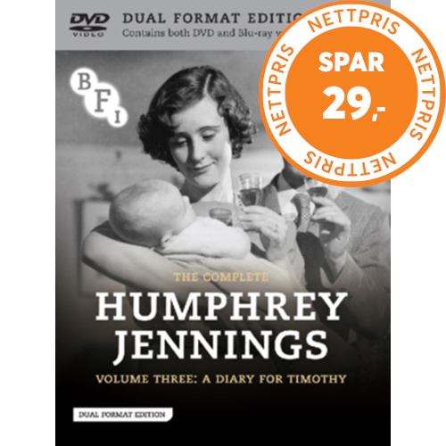 The Complete Humphrey Jennings - Vol. 3 (UK-import) (Blu-ray + DVD)