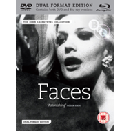 Produktbilde for Faces (UK-import) (Blu-ray + DVD)