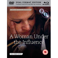 Produktbilde for A Woman Under The Influence (UK-import) (Blu-ray + DVD)