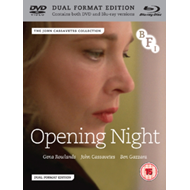 Produktbilde for Opening Night (UK-import) (Blu-ray + DVD)