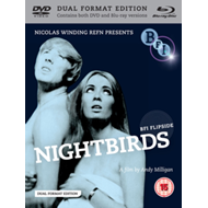 Produktbilde for Nightbirds (UK-import) (Blu-ray + DVD)