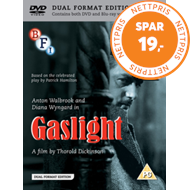 Produktbilde for Gaslight (UK-import) (Blu-ray + DVD)