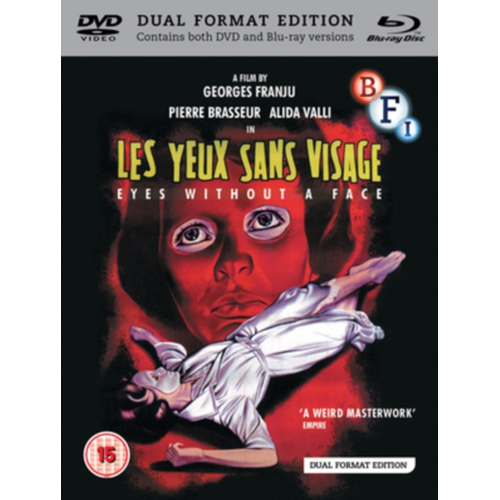 Eyes Without A Face (UK-import) (Blu-ray + DVD)