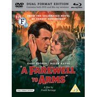 Produktbilde for A Farewell To Arms (UK-import) (Blu-ray + DVD)