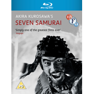 Produktbilde for Seven Samurai (UK-import) (BLU-RAY)
