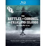 Produktbilde for The Battles Of Coronel And Falkland Islands (UK-import) (BLU-RAY)