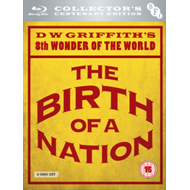 Produktbilde for The Birth Of A Nation - Collector's Centenary Edition (UK-import) (BLU-RAY)