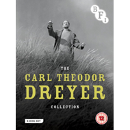 Produktbilde for The Carl Theodor Dreyer Collection (UK-import) (BLU-RAY)