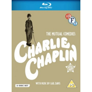 Produktbilde for Charlie Chaplin - The Mutual Comedies 1916 - 1917 (UK-import) (BLU-RAY)