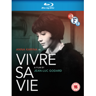 Produktbilde for Vivre Sa Vie (UK-import) (BLU-RAY)