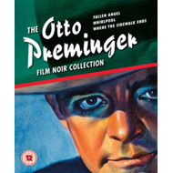 Produktbilde for The Otto Preminger Film Noir Collection - Limited Edition (UK-import) (BLU-RAY)