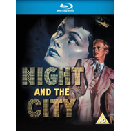 Produktbilde for Night And The City (UK-import) (BLU-RAY)