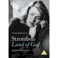 Produktbilde for Stromboli - Land Of God (UK-import) (DVD)