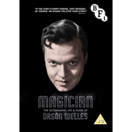 Produktbilde for Magician - The Astonishing Life And Work Of Orson Welles (UK-import) (DVD)
