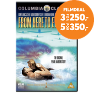 Produktbilde for Herfra Til Evigheten (UK-import) (DVD)