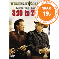 Produktbilde for 3:10 To Yuma (UK-import) (DVD)