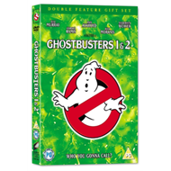 Produktbilde for Ghostbusters 1 & 2 - Deluxe Edition (UK-import) (DVD)