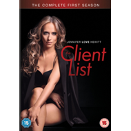 Produktbilde for The Client List - Sesong 1 (UK-import) (DVD)