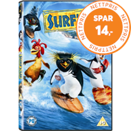 Produktbilde for Surf's Up (Engelsk Utgave) (UK-import) (DVD)