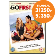 Produktbilde for 50 First Dates (UK-import) (DVD)