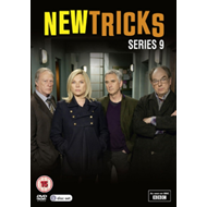 Produktbilde for New Tricks - Series 9 (UK-import) (DVD)
