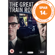 Produktbilde for The Great Train Robbery (UK-import) (DVD)