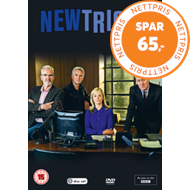 Produktbilde for New Tricks - Sesong 12 (UK-import) (DVD)
