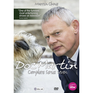 Produktbilde for Doc Martin - Sesong 7 (UK-import) (DVD)