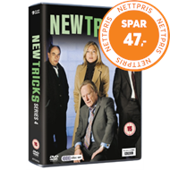 Produktbilde for New Tricks - Sesong 4 (UK-import) (DVD)