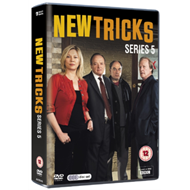 Produktbilde for New Tricks - Sesong 5 (UK-import) (DVD)