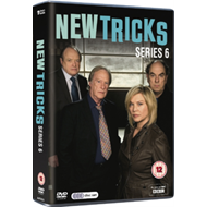 Produktbilde for New Tricks - Series 6 (UK-import) (DVD)
