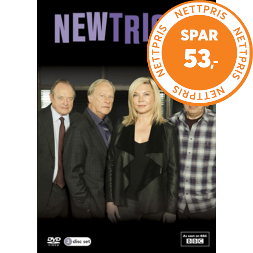 New Tricks - Series 8 (UK-import) (DVD)
