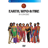 Produktbilde for Earth, Wind & Fire - In Concert (UK-import) (DVD)