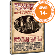 Produktbilde for Willie Nelson & Friends - Outlaws And Angels (UK-import) (DVD)
