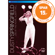 Produktbilde for Dusty Springfield - Live At The Royal Albert Hall 1979 (UK-import) (DVD)