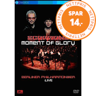 Produktbilde for Scorpions - Moment Of Glory: Live With The Berlin Philharmonic Orchestra (UK-import) (DVD)