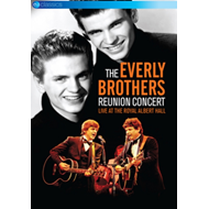 Produktbilde for The Everly Brothers - Reunion Concert: Live At The Royal Albert Hall 1983 (UK-import) (DVD)