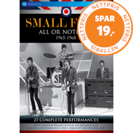 Produktbilde for Small Faces - All Or Nothing 1965-1968 (UK-import) (DVD)