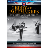 Produktbilde for Gerry & The Pacemakers - It's Gonna Be Alright 1963-1965 (UK-import) (DVD)