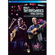 Produktbilde for Mike & The Mechanics + Paul Carrack - Live At Shepherd's Bush, London (UK-import) (DVD)
